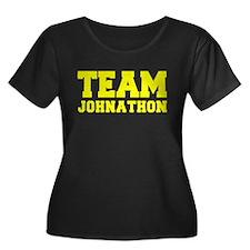 TEAM JOHNATHON Plus Size T-Shirt