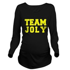 TEAM JOLY Long Sleeve Maternity T-Shirt