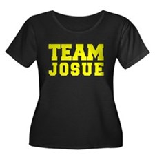 TEAM JOSUE Plus Size T-Shirt