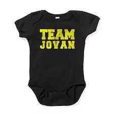 TEAM JOVAN Baby Bodysuit