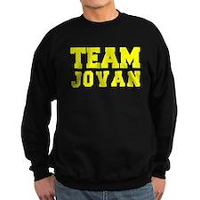 TEAM JOVAN Sweatshirt
