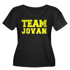 TEAM JOVAN Plus Size T-Shirt