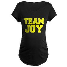 TEAM JOY Maternity T-Shirt