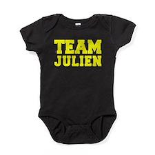 TEAM JULIEN Baby Bodysuit
