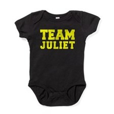 TEAM JULIET Baby Bodysuit