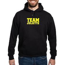 TEAM JULIETTE Hoodie