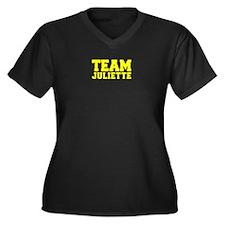 TEAM JULIETTE Plus Size T-Shirt
