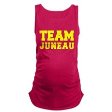 TEAM JUNEAU Maternity Tank Top
