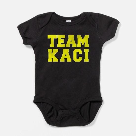 TEAM KACI Baby Bodysuit