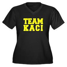 TEAM KACI Plus Size T-Shirt
