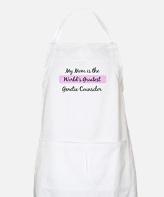 Worlds Greatest Genetic Couns BBQ Apron