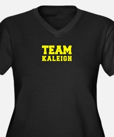 TEAM KALEIGH Plus Size T-Shirt