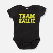 TEAM KALLIE Baby Bodysuit