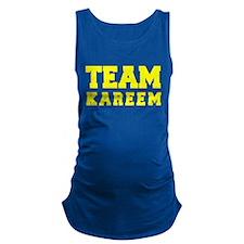 TEAM KAREEM Maternity Tank Top