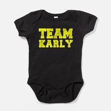TEAM KARLY Baby Bodysuit
