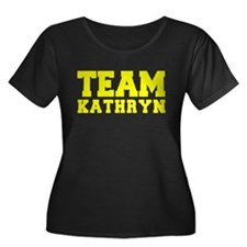 TEAM KATHRYN Plus Size T-Shirt