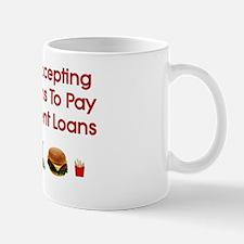 Student Loan Donations Mug