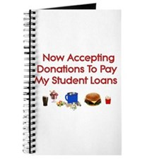 Student Loan Donations Journal