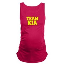TEAM KIA Maternity Tank Top