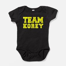 TEAM KOREY Baby Bodysuit