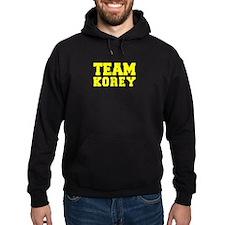 TEAM KOREY Hoodie