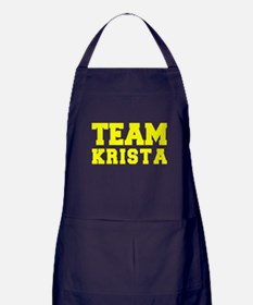 TEAM KRISTA Apron (dark)