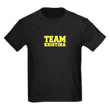 TEAM KRISTINA T-Shirt