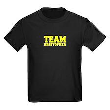 TEAM KRISTOPHER T-Shirt