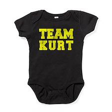 TEAM KURT Baby Bodysuit