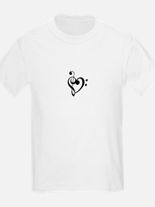 Treble Heart T-Shirt