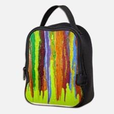 Paint Colors Neoprene Lunch Bag