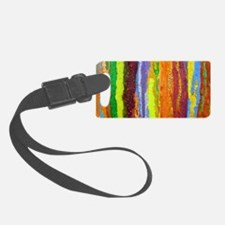 Paint Colors Luggage Tag