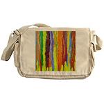 Paint Colors Messenger Bag