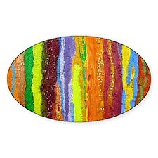 Paint Colors Decal