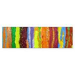 Paint Colors Bumper Sticker