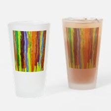 Paint Colors Drinking Glass