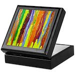 Paint Colors Keepsake Box