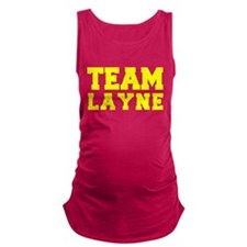 TEAM LAYNE Maternity Tank Top