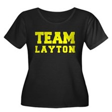 TEAM LAYTON Plus Size T-Shirt