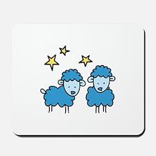 Star Sheep Mousepad