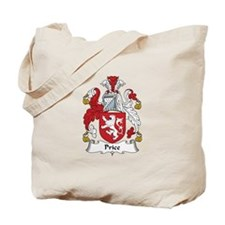 Price (Wales) Tote Bag