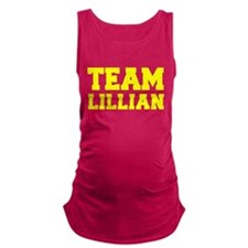 TEAM LILLIAN Maternity Tank Top