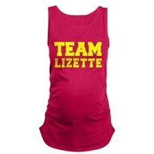 TEAM LIZETTE Maternity Tank Top
