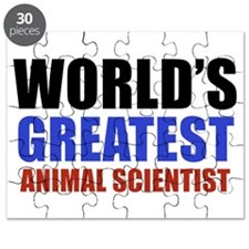 Animal scientist designs Puzzle
