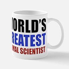 Animal scientist designs Mug