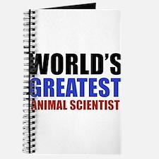Animal scientist designs Journal