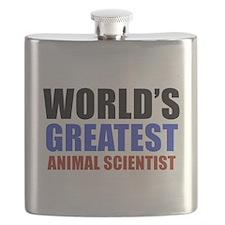 Animal scientist designs Flask