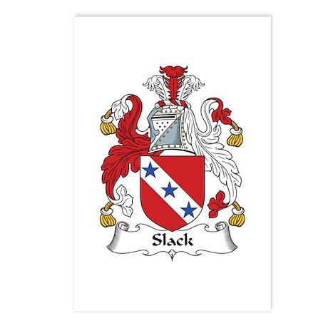 Slack Postcards (Package of 8)