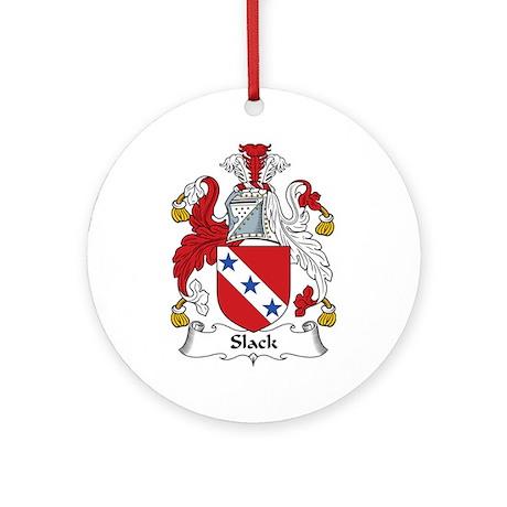 Slack Ornament (Round)