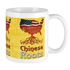American Chinese Roots Mugs